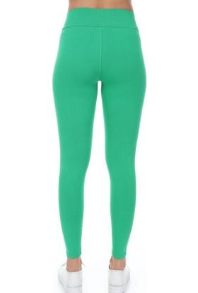 Kappa Kadın Tayt Blooms Yeşil