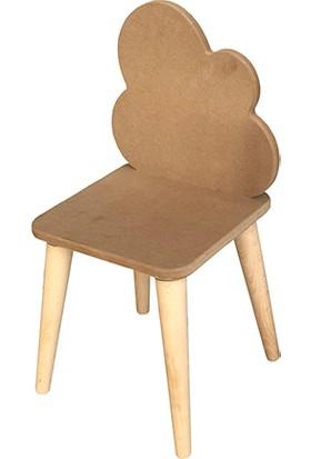 Çamsan Ahşap Çocuk Masa Sandalye Takımı