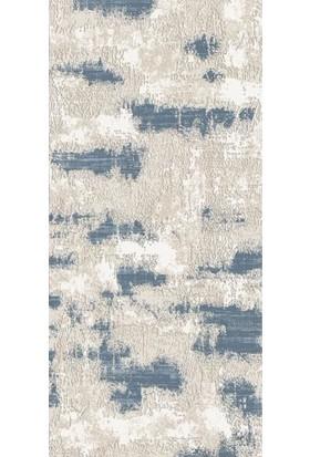 Sevdiz Halı Esa Yolluk 4476B Mavi 100 x 100 cm