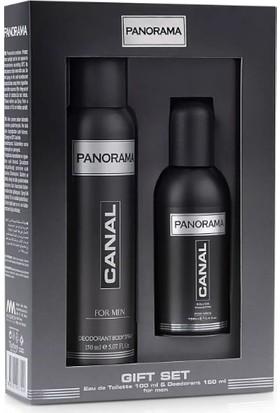 Panorama For Men Save Gift Parfüm Set 100 ml + 150 ml