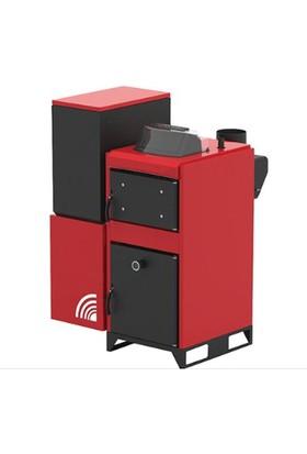 Termodinamik Eky/S Katı Yakıtlı Otomatik Kalorifer Kazanı - Eky/S 60
