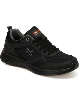 Kinetix Apex Siyah Erkek Koşu Ayakkabısı