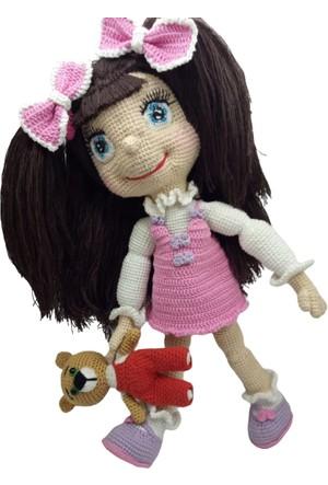 Amigurumi Ahu Bebek Örülüşü | Amigurumi, Bebek, Amigurumi oyuncak ... | 443x300