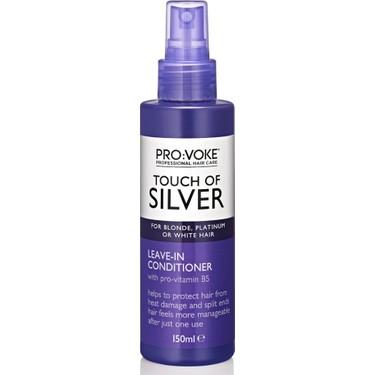 Provoke Touch Of Silver Durulanmayan Sivi Sac Bakim Kremi Fiyati