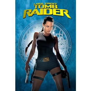 Lara Croft Tomb Raider 2001 35 X 50 Poster Fiyati