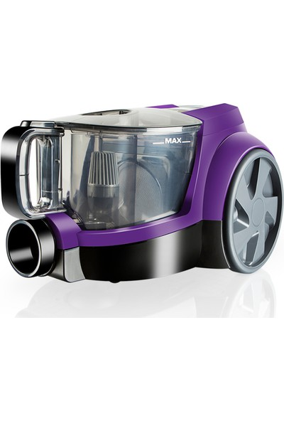 Arnica Pika ET14410 Toz Torbasız Elektrikli Süpürge Mor