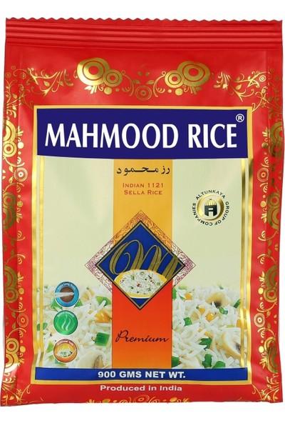 Mahmood Rice Basmati Pirinç 900 gr x 3'lü