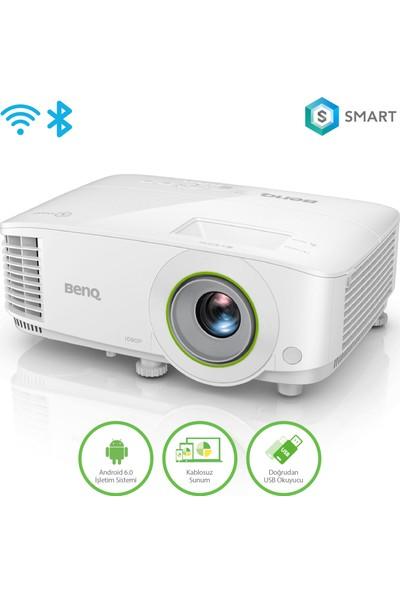 BenQ EX600 3600 ANS 1024x768 XGA Kablosuz (Wi-Fi) Android USB Okuyucu HDMI + VGA 2 x USB Smart DLP Projektör