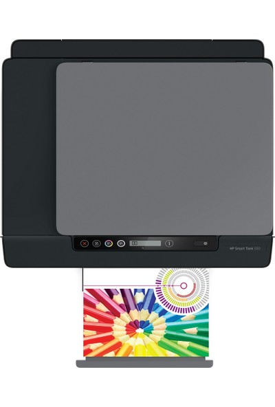 HP Smart Tank 500 All In One Yazıcı 4SR29A