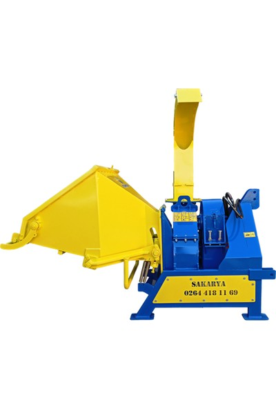 Aydınmaksan Traktör Arkası Dal Öğütme/parçalama Makinesi