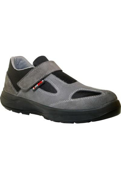 Napron S1 Çelik Burunlu Süet Iş Ayakkabısı No: 40