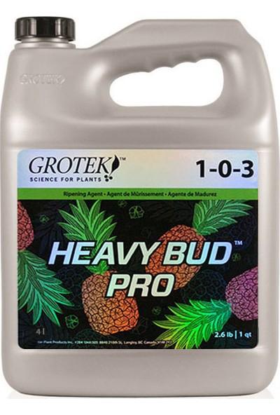 Grotek Heavy Bud Pro 4 Litre