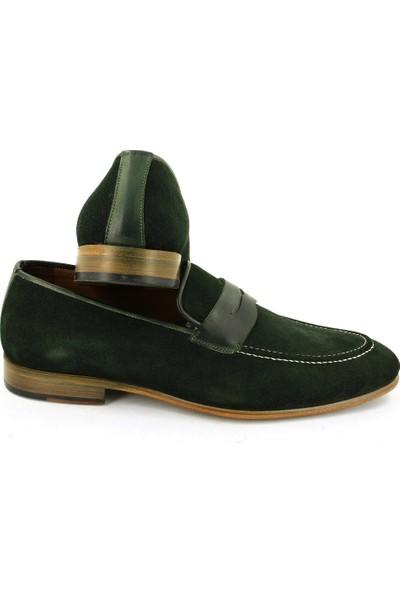 Temmo Bespoke Süet Loafer Ayakkabı