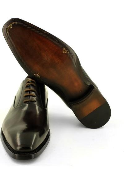 Temmo Bespoke El Yapımı Oxford Ayakkabı