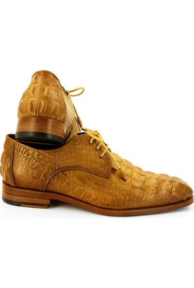 Temmo Bespoke El Yapımı Derby Ayakkabı