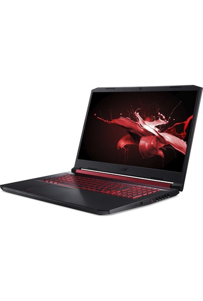 "Acer Nitro AN517-51 Intel Core i5 9300H 8GB 256GB SSD GTX1050 Freedos 17.3"" FHD Taşınabilir Bilgisayar NH.Q5EEY.001"