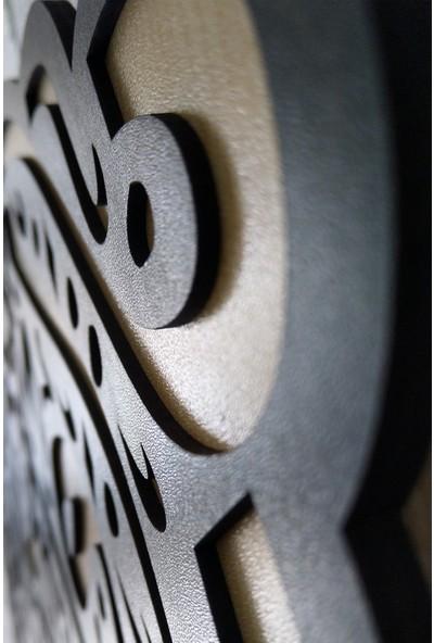 Alfagama Modern Ahşap Semazen Figürü Tablosu