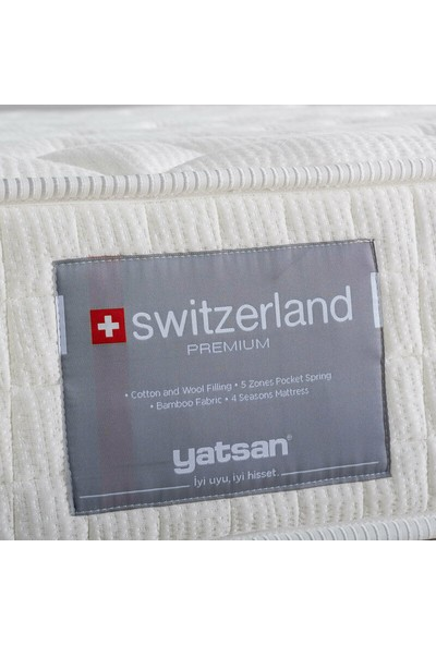Yatsan Switzerland Premium Plus Yatak