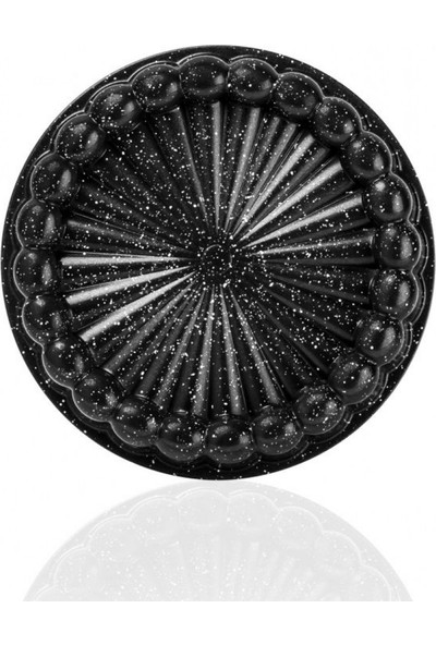 Schafer Legende 26 cm Tart Döküm Kek Kalıbı - Siyah