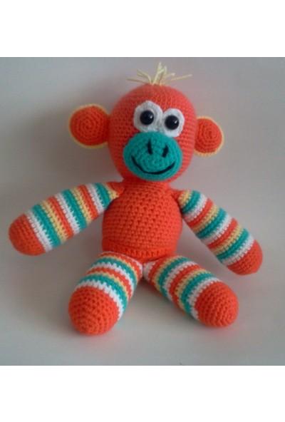 Damla Oyuncak Oyun Arkadaşım Maymun