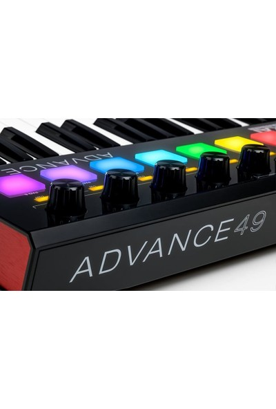 Akai Professional Advance 49 49-Key Controller - 10K Sounds Download