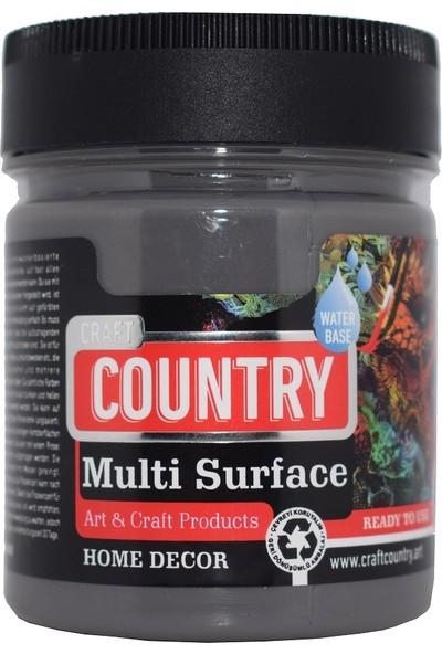 Craft Country Multi Surface Hobi Boyası 550 cc 1094 Antrasit