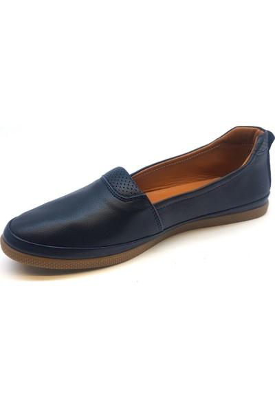 Estile 63 Günlük Kadın Ayakkabı - Lacivert