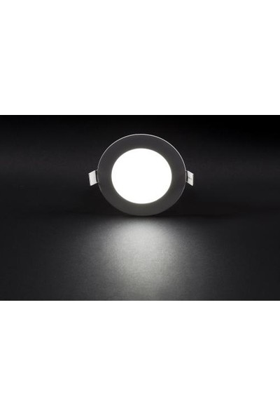 Blue Lighting 6W Sıva Altı Panel LED
