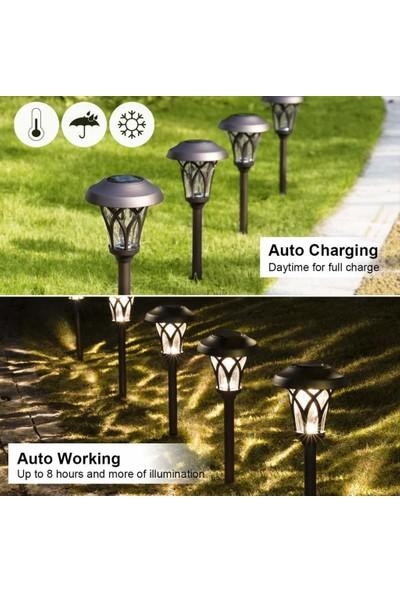 Gıgalumı 6 Adet - Güneş Enerjili Yol Işıkları
