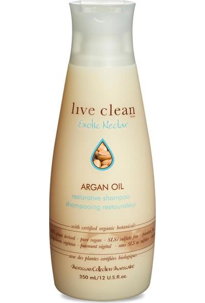 Lıve Clean Argan Oıl Restoratıve Şampuan 350ML