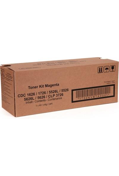 Utax Sarfbook Utax CDC-5626 / 6626 Toner Kit 5.000 Sayfa Kırmızı