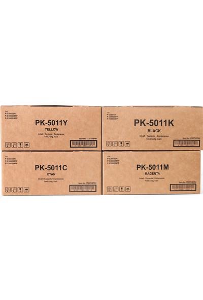 Utax Sarfbook Utax PK-5011 Toner Kit 1 Set Renkli