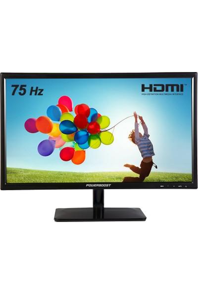 "Powerboost M2360VH 23.6"" 75Hz 5ms (Analog+HDMI) Monitör"