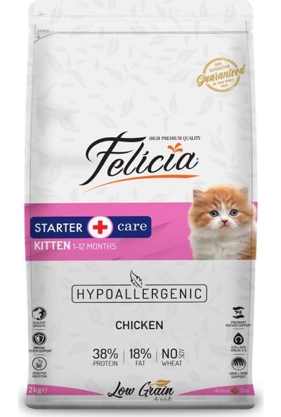 Felicia Tavuklu-Hamsili Yavru Kedi Maması 2 Kg