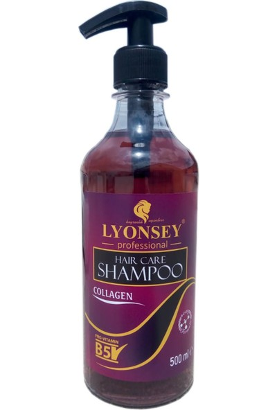 Lyonsey Professional Biotin & Collagen Şampuan 500 ml