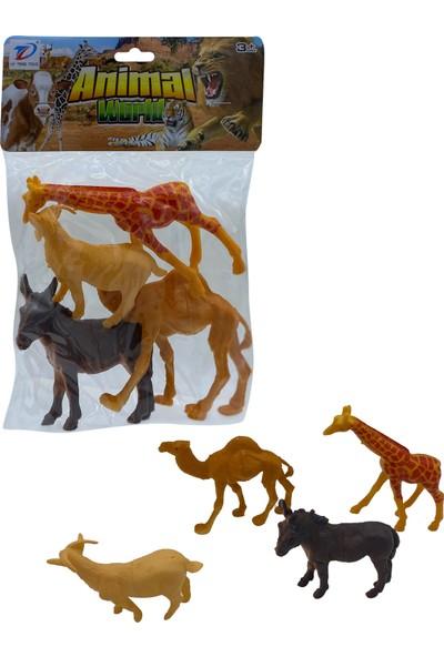 Le Teng Toys Oyuncak Vahşi Hayvanlar 888A-3