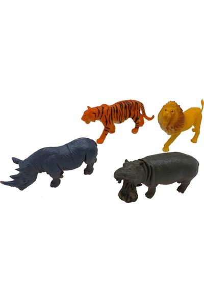 Le Teng Toys Oyuncak Vahşi Hayvanlar 888A-4