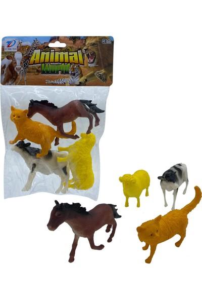 Le Teng Toys Oyuncak Hayvanlar 888A-1