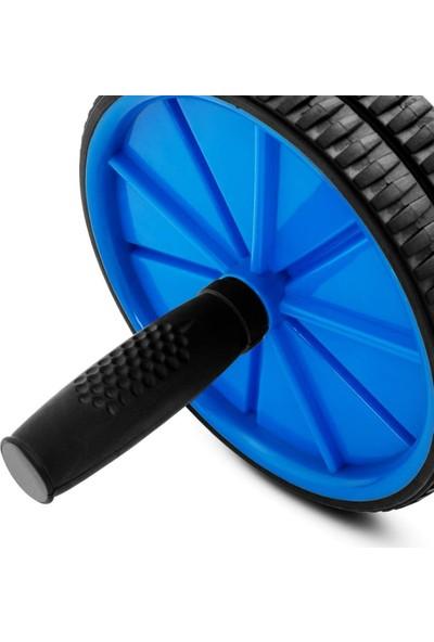 Nivagatore Ab Wheel Fitness Karın Kası Sixpack Egzersiz Tekeri Spor Aleti