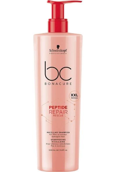 Bonacure Peptide Acil Kurtarma Şampuan 500ML