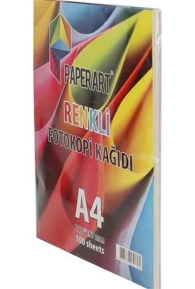 Paperart A4 Renkli Fotokopi Kağıdı