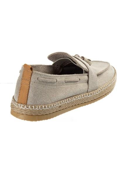 Celal Gültekin Cg 119 Erkek Günlük Ayakkabı Bej Süet