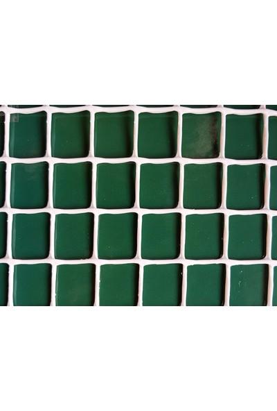 Intermas 170617 C-124 Beyaz 1x25 m 20x20 mm UV Filtreli Yüksek Dayanıklı Plastik Çevirme Çiti (HDPE)