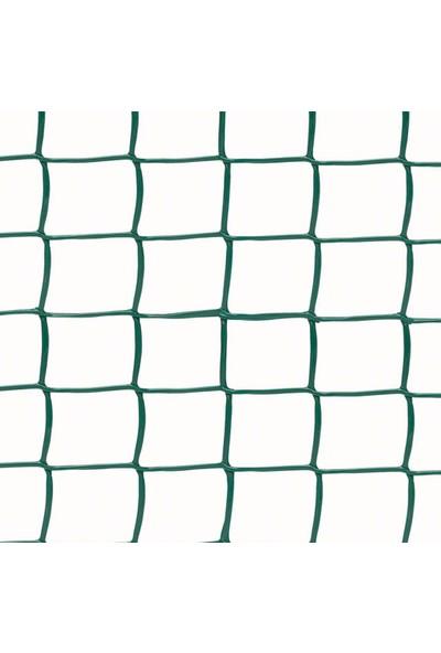 Intermas 170609 C-143 Yeşil 1x25 m 44x44 mm UV Filtreli Yüksek Dayanıklı Plastik Çevirme Çiti (HDPE)