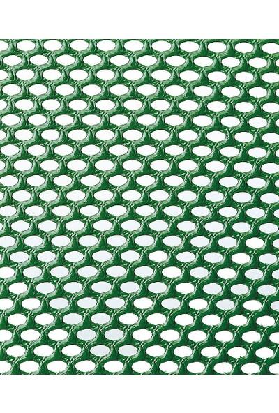Intermas 170920 WINDANET Yeşil 1x30 m 4x4 mm UV Filtreli Yüksek Dayanıklı Plastik Rüzgar Kesici Çevirme Çiti (HDPE)