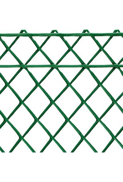Intermas 170602 FLORANET Yeşil 60 cm x 25 m 28x28 mm UV Filtreli Yüksek Dayanıklı Plastik Çevirme Çiti (HDPE)