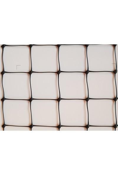 Intermas 170610 AVINET Siyah 1x200 m 24x27 mm UV Filtreli Yüksek Dayanıklı Çok Amaçlı Plastik Ağ (PP)