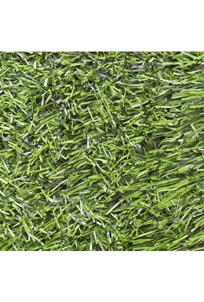 Intermas 2012334 GREENSET Yeşil 1x3 m Çim Çit Suni Çevirme Çiti