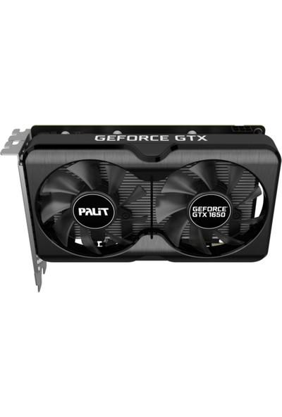 Palit Nvidia Geforce GTX1650 GP OC 4GB 128Bit GDDR6 DX(12) PCI-E 3.0 Ekran Kartı (NE61650S1BG1-1175A)