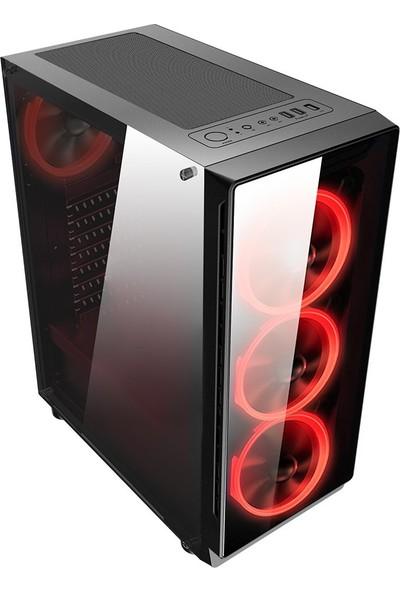 """Dragos ATM9918866 i3 9100f 16GB Ram 240GB Ssd 4GB GTX1650 23.8"""" Mon. Oyun Bilgisayarı"""